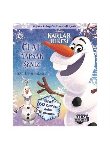 Panel Kırtasiye Karlar Ülkesi Olaf Yapsak Senle Disney Beta Yay Renkli